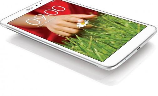 LG entra en el mercado de las tabletas con la G Pad 8.3