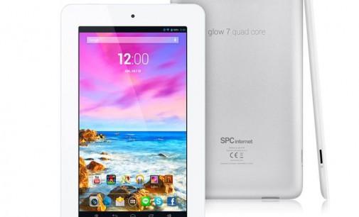 Nueva tableta patria: SPC Glow 7