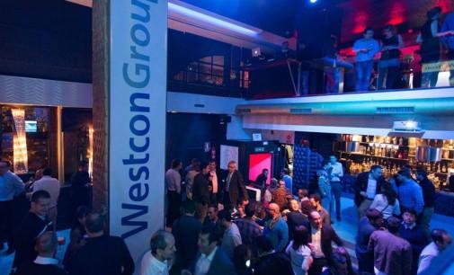Más de 400 personas en la celebración de Afina, aWGc y Westcon