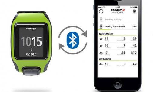 Entrena con la nueva aplicación para móvil de TomTom
