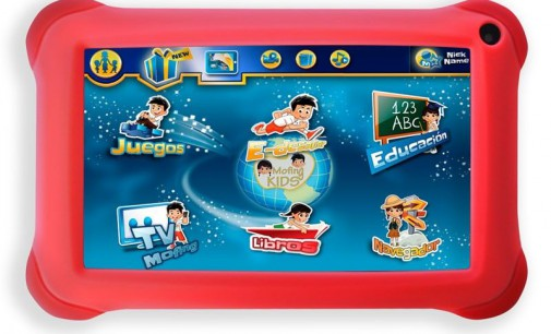 Approx Cheesecake appTBKID7, nueva tableta para niños