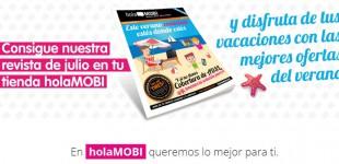 El banco Sabadell facilita la apertura de tiendas holaMOBI