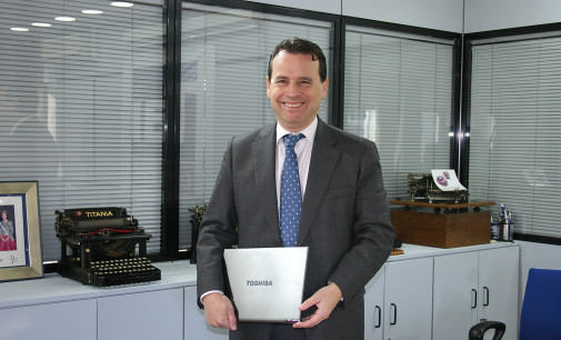 """2017 será un año magnífico para Toshiba"""