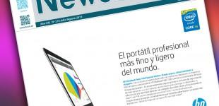 Ya está disponible la edición estival online de Newsbook