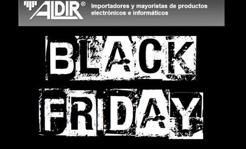 """Aldir se une al """"Viernes negro"""""""
