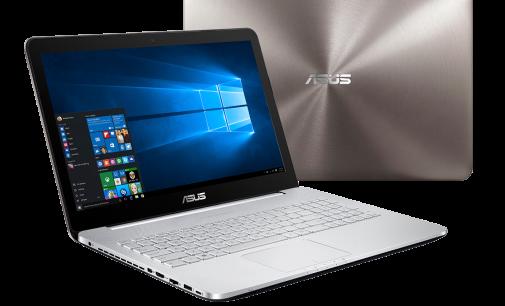 Asus integra la última generación de Intel Core en el N552
