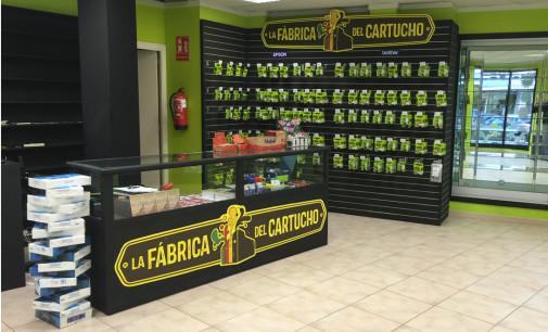 La Fábrica del Cartucho abre un punto de venta en las Islas Baleares
