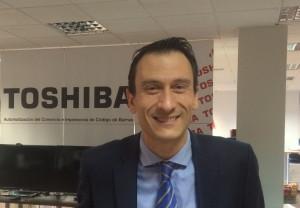 Roberto García, de Toshiba TEC