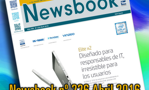 Ya está disponible Newsbook online de abril
