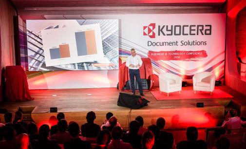 El canal sigue siendo la parte más importante de Kyocera España