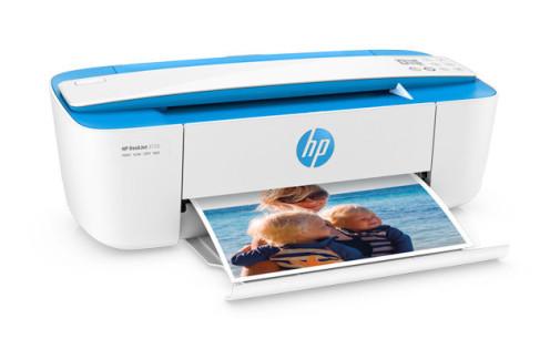 HP DeskJet 3700, nuevo multifunción para nativos digitales