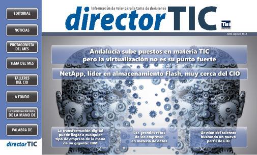"""La revista """"DirectorTIC"""" incorpora nuevo formato y grandes novedades"""