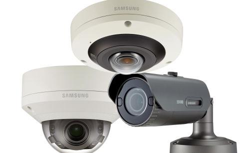 Hanwha Techwin lanza tres cámaras con tecnología WiseStream