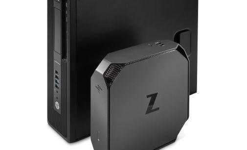 HP Z2 Mini ofrece potencia en formato reducido
