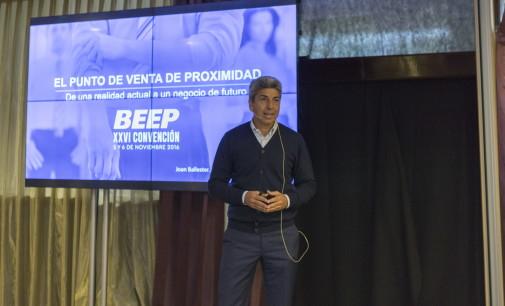 Beep comparte su estrategia con sus puntos de venta