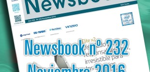 Ya puede acceder a la edición online de noviembre de Newsbook