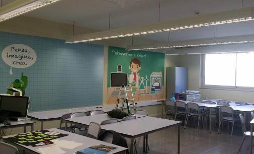 HP Inc. ha inaugurado el primer aula Reinvent Classroom en España