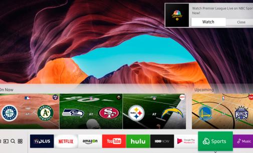 Samsung mejora su oferta de servicios para Smart TV