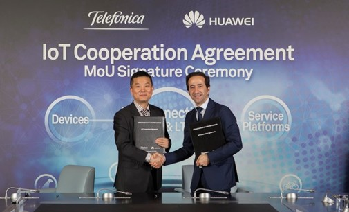 Huawei y Telefónica desarrollarán el mercado NB-IoT