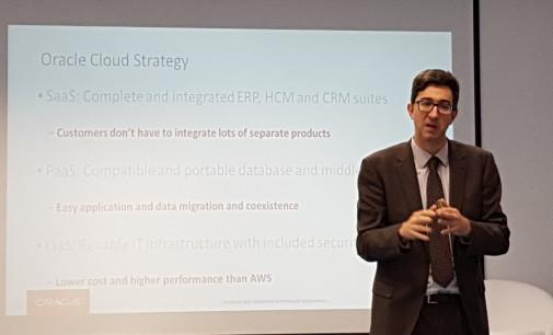 """""""Oracle estará en la terna de proveedores de IaaS que dominará el mercado"""""""