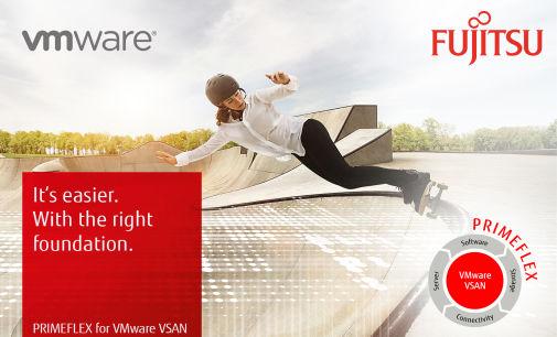 Fujitsu y VMware explican al canal las ventajas de la hiperconvergencia