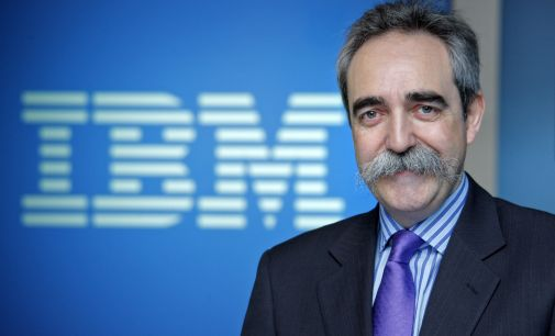 Juan Antonio Zufiria, nuevo director de IBM Europa