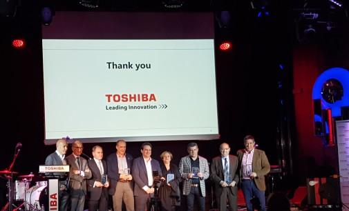 Toshiba estrena 2017 reuniendo a 250 personas en Madrid