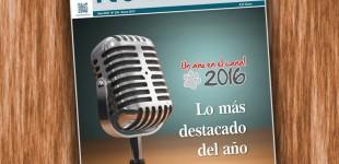 Ya está disponible: un año en el canal 2016