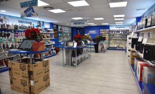 La cadena de tiendas Beep quiere seguir creciendo en 2017