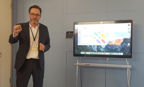 Cisco reivindica la sencillez de la videoconferencia con Spark Board