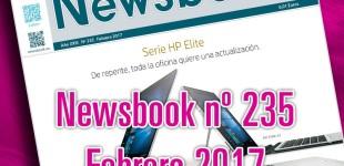 Acceda a Newsbook online de febrero