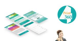 App Print360 - Newsgbook - Save4Print - impresión gestionada - Madrid España
