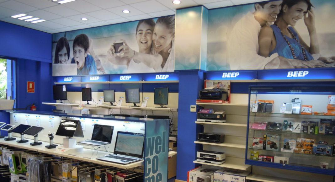 Establecimientos - Newsbook - Beep - tiendas -informatica