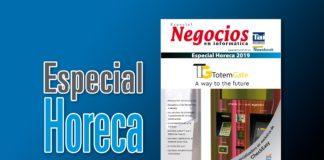 Informe especial Horeca 2019 - Newsbook - Negocios - TPVnews- Especiales sectoriales - Madrid España