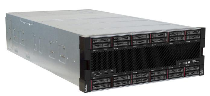 La infraestructura como servicio - Newsbook - Lenovo - Centro de datos - Madrid España