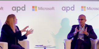 Visión sobre la empresa actual - Newsbook - Microsoft - Satya Nadella - APD - Madrid España