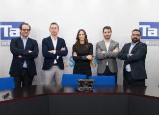 Cartelería Digital - Newsbook - Debate 2019 - Esprinet - LG - MCR - Philips - Samsung - Madrid España