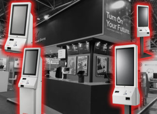 Nuevos kioskos - Newsbook - Posiflex - Eurocis2019 - Madrid España