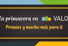 Primavera en Valorista - Newsbook - Campaña - Madrid España