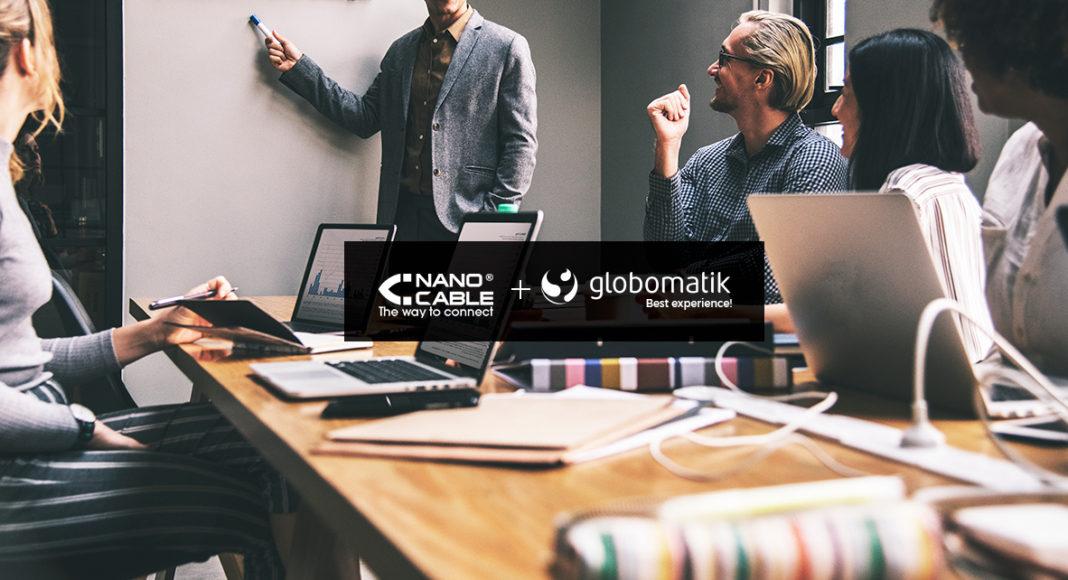 Acuerdo de distribución -Newsbook - Globomatik - Nanocable - Madrid España