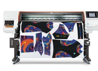 Familia Stitch S- Newsbook - HP - Impresión textil - Madrid España