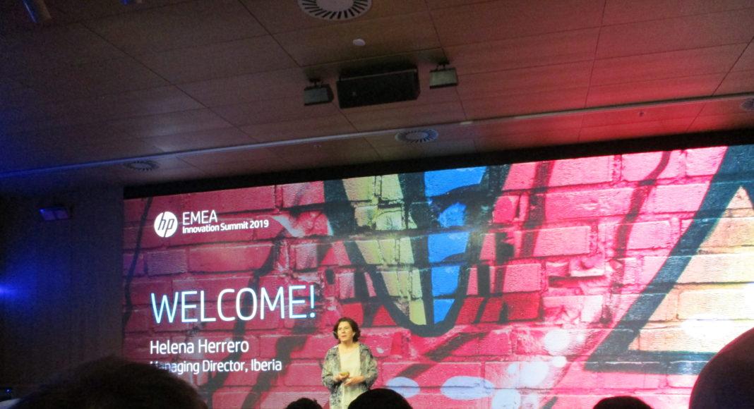 Innovación - Newsbook - HP - Innovation Summit 2019- Sant Cugat- Madrid - España