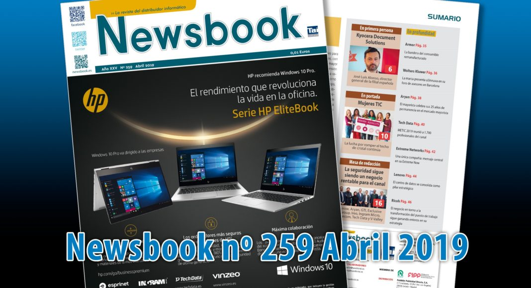 Newsbook online abril 2019 - Newsbook - Madrid - España