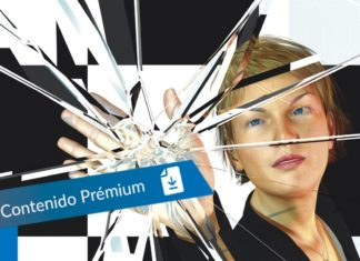 Techo de Cristal - Newsbook - En Portada - Abril - Madrid España