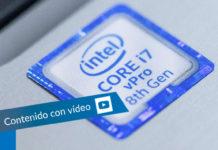 8ª generación Intel Core - Newsbook - Madrid - España