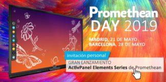 Paneles - Interactivos - Newsbook - Promethean Day - Maverick - Madrid España