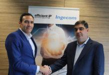 Soluciones de EfficientIP - Newsbook - Ingecom - Acuerdo- Madrid España
