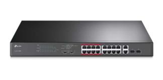 switch no gestionado PoE - TP-Link - Newsbook - vigilancia IP - Madrid España