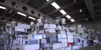 Cifras de record -Recyclia - Newsbook - RAEE - Madrid España