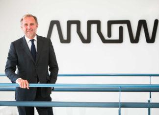 Distribuidor del año - Arrow - Newsbook - NetApp- Premio - Partners - Madrid España
